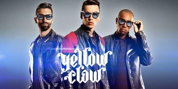 All Lyrics to Yellow Claw